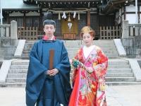 鶴羽根神社