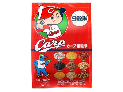 カープ雑穀米