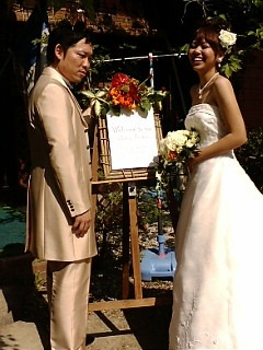 シェヤマライ結婚式