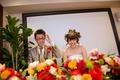 2012年2月19日 厳島神社〜リストランテドゥエ しょうへいさん・あゆみさん