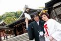 2012年11月23日 すばるさん・なぎささん 比治山神社〜桜下亭