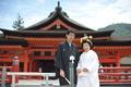 2010年5月9日 ひろゆきサン・まりこサン 厳島神社〜弁天の宿いつくしま