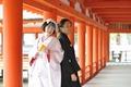 2013年4月10日 じゅいちろうさん・たかよさん 厳島神社