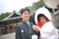 2009年12月12日 しゅんすけサン・あきこサン 鶴羽根神社〜料亭二葉