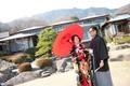 2014年3月22日 こうへいさん・ともみさん 大頭神社〜石亭