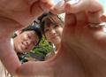 2008年4月20日 じゅんサン・みほサン シェ・ヤマライ