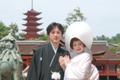 2009年7月12日 ぶんごサン・なつこサン 厳島神社〜錦水館