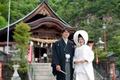 2011年5月22日 のぼるサン・ゆうこサン 大頭神社〜石亭