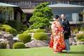 2014年10月11日 だいすけさん・まりさん 大頭神社〜石亭