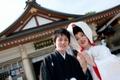 2011年10月9日 護国神社〜八雲 たつやサン・ともみサン