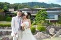 2012年10月3日 まさるさん・ゆかさん 厳島神社〜石亭