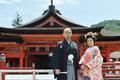 2010年5月13日 まさしサン・もとこサン 厳島神社〜みや離宮