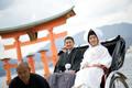 2012年2月10日 厳島神社〜弁天の宿いつくしま ひろしさん・ゆかさん