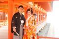 2009年10月30日 Sサン・Aサン 厳島神社〜弁天の宿いつくしま