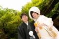 2011年5月7日 こうすけサン・みほサン 厳島神社〜弁天の宿いつくしま