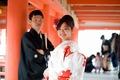 2012年2月4日 厳島神社〜錦水館 ひろあきさん・さちこさん