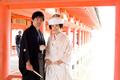 2010年9月29日 としひろサン・いずみサン 厳島神社〜岩惣