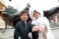 2012年2月5日 比治山神社〜豆匠 ひろふみさん・ようこさん
