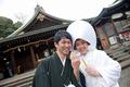 2014年1月26日 ゆたかさん・ちほさん 比治山神社〜豆匠