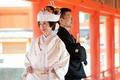 2011年3月18日 まさのりサン・やすこサン 厳島神社〜弁天の宿いつくしま