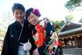 2012年10月13日 けんいちろうさん・ゆかさん 比治山神社〜豆匠