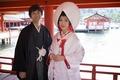 2010年9月14日 しんいちサン・まゆうサン 厳島神社