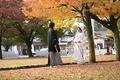 2015年11月2日 なりとしさん・ななさん 護国神社〜豆匠