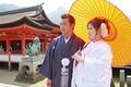 2012年3月15日 かずやさん・ゆうきさん 厳島神社挙式