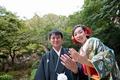 2012年10月5日 じゅんいちさん・みのりさん 厳島神社〜弁天の宿いつくしま