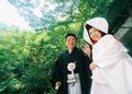 2008年 3月23日 まさよしサン・ゆきみサン 弁天の宿いつくしま(結納)