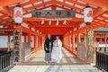 2017年11月30日 厳島神社 まさおさん・まりさん