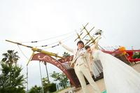 呉ポートピアランド ロケ撮影