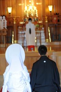 広島護国神社挙式