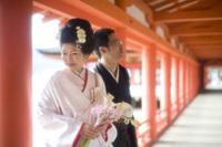 厳島神社 挙式